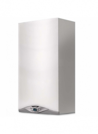 Centrala termica in condensare Ariston Cares Premium 24 FF 24 kW + kit evacuare