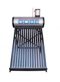 Panou solar nepresurizat 15 tuburi vidate 150 L